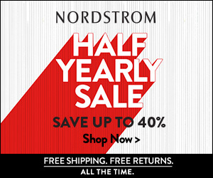 Nordstrom's Half-Yearly Sale 2017