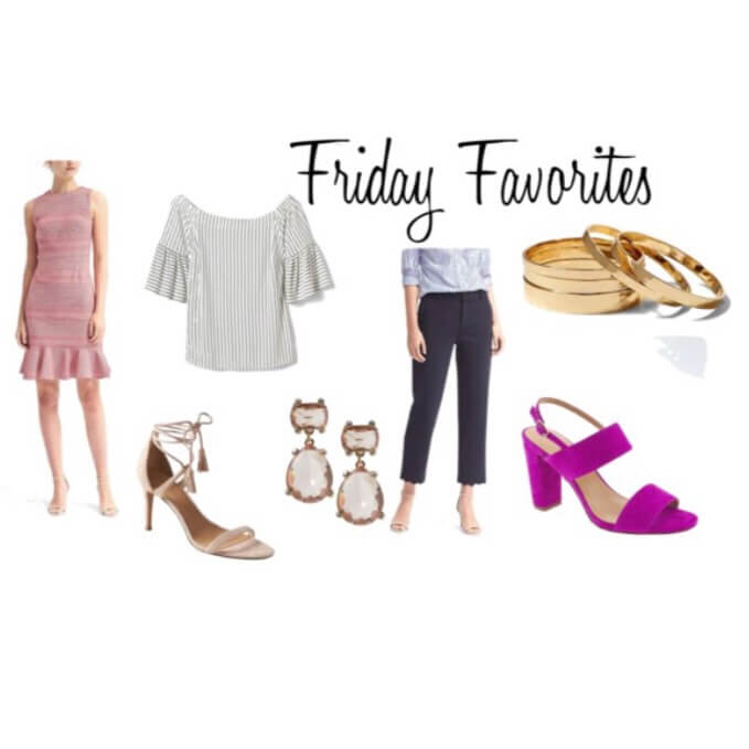 Friday Favorites: Banana Republic Sale Picks