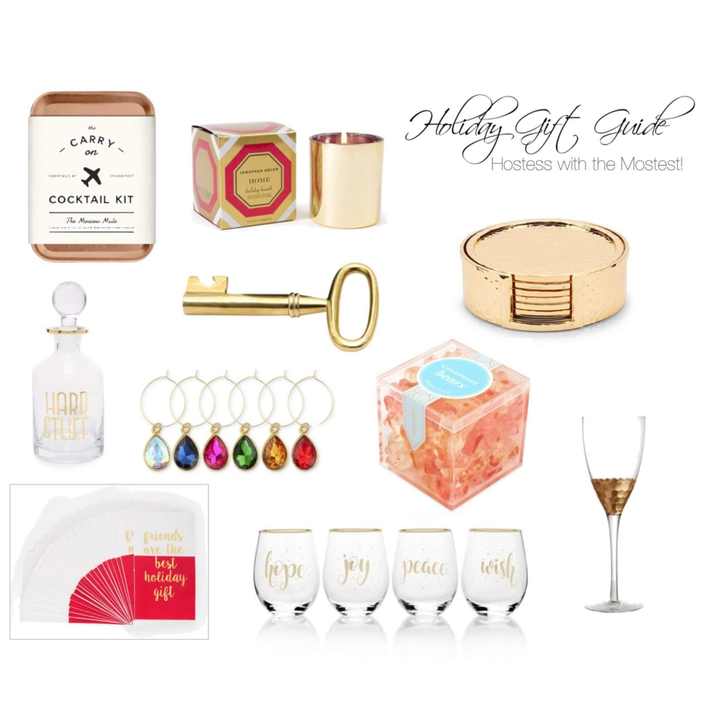 Gift Guide   Hostess with the Mostest!